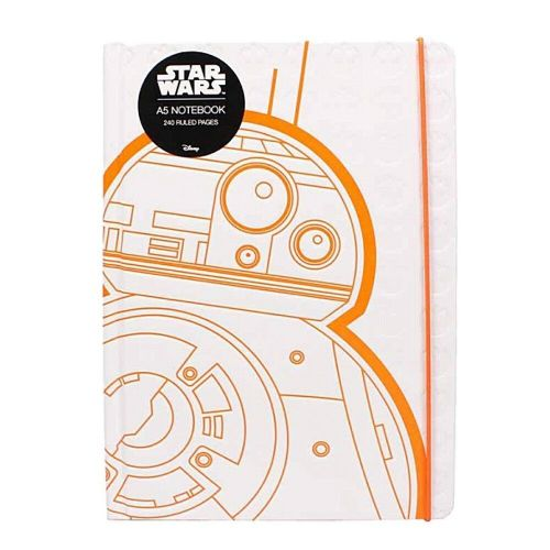 Star Wars BB-8 Droid A5 Notebook Note Pad